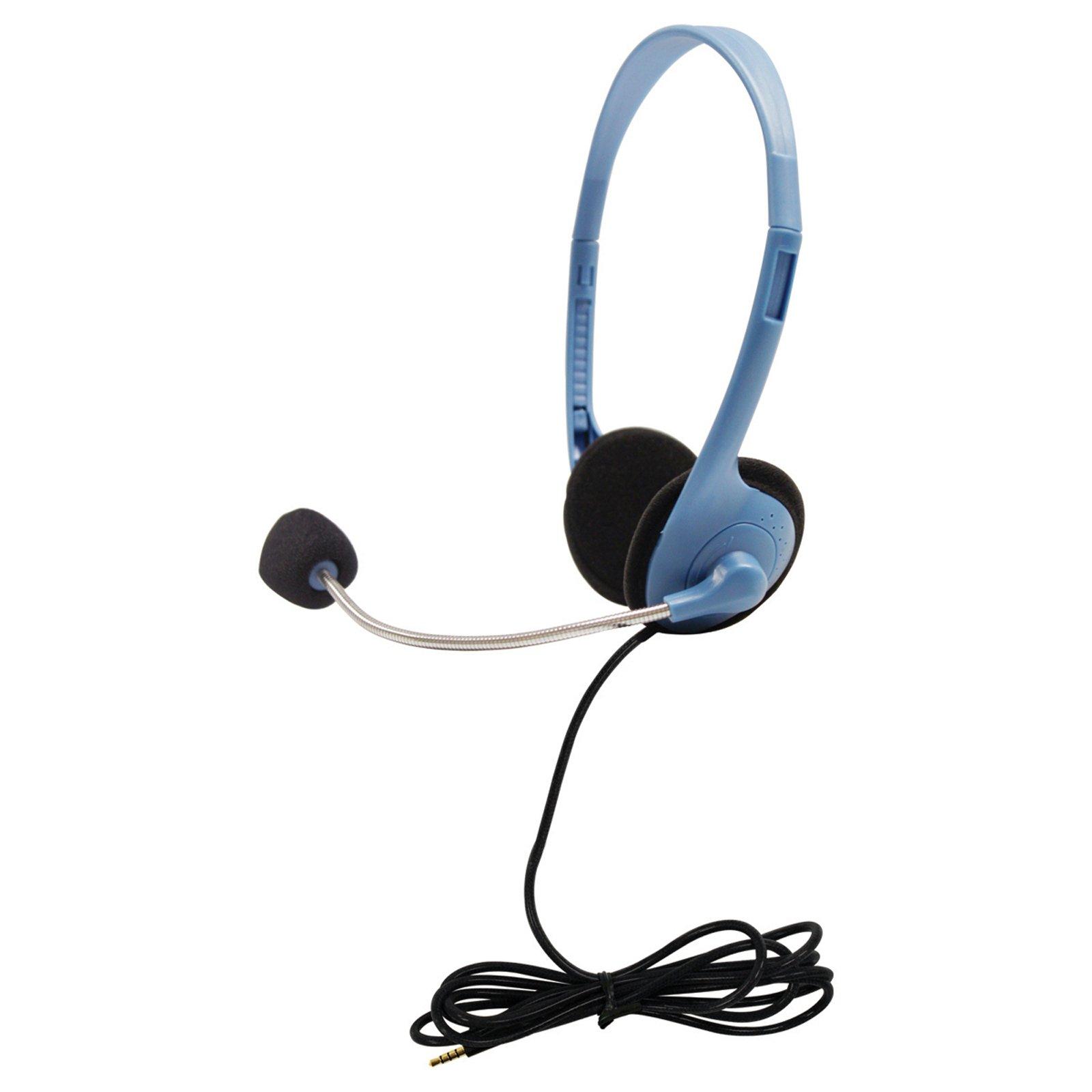 Hamilton Buhl Personal Headset with Gooseneck Mic and TRRS Plug