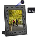 NuCam Yieye WiFi Photo Frame Hidden Spy Camera w. 1080P Full HD 64Gb Card Included 365 Days Standby Battery Life Night Vision