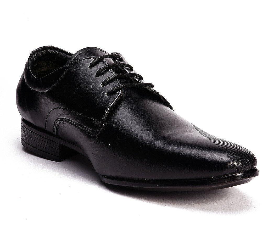 Laser Cut Men's Formal Shoes