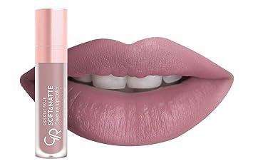 Amazoncom Golden Rose Soft And Creamy Matte Liquid Lipstick 101