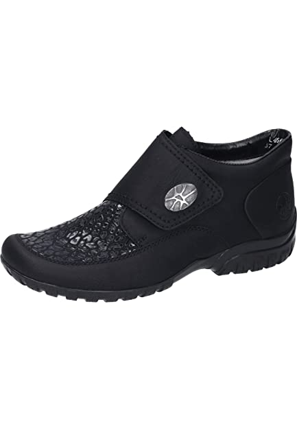 Rieker Damen HerbstWinter Stiefeletten: : Schuhe