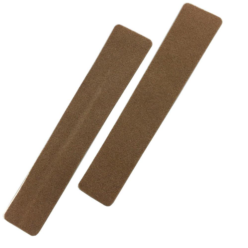ZSHJG Tiro al Arco Silenciadores de Bowstring Estabilizador de Pieles Reducir Arco Vibraci/ón de Cuerda 6 Pares