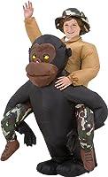 Gemmy - Riding Gorilla Kids Inflatable - Standard