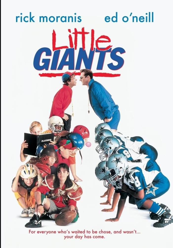 Little Giants best football movies