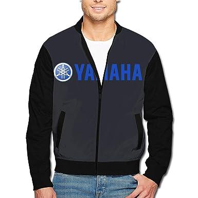Nyanhif Personalized Men S Yamaha Logo Leisure Fashion Jackets At