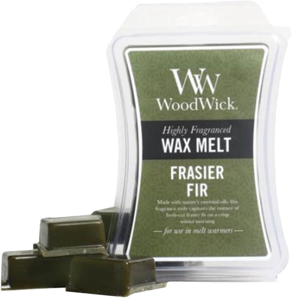 Frasier Fir WoodWick Hourglass 3 oz Wax Melt