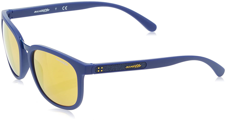 Arnette Tigard, Gafas de Sol para Hombre, Matte Blue, 55