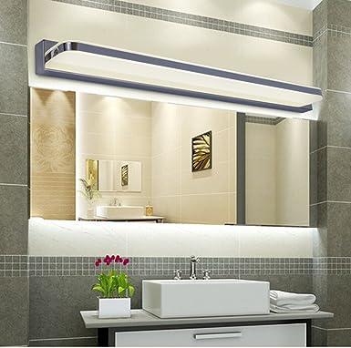 MCTECH 10W Kalt wei/ß LED Acryl Wandleuchte Bilderleuchte bad lampe leuchte Spiegelleuchtee Badleuchte Badezimmer LED Wandleuchte Spiegelleuchte Wandleuchte Spiegelleuchte 10W Kalt wei/ß