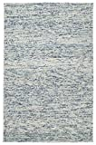Kaleen Rugs Cord Collection CRD01-17 Blue 9' x 12' Handmade Rug