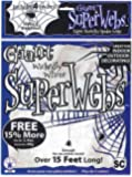 Rubie's Official Adult's White Spider Web Halloween Decoration, 60 g - Large
