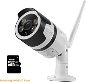 Sweepstakes - Outdoor Security Camera