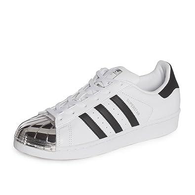 adidas Superstar Metal Toe, Baskets Basses Femme