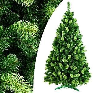 Weihnachtsbaum Aufbauen.Decoking 120 Cm Künstlicher Weihnachtsbaum Tannenbaum Christbaum