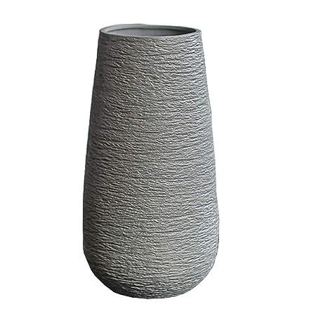 ZLR-floreroLL Floreros Altos de cerámica Modernos para la Sala de ...