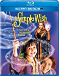 Cover Image for 'A Simple Wish (Blu-ray + DIGITAL HD with UltraViolet)'
