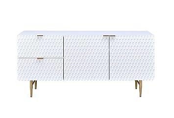 Amazon Com Major Q Honeycomb Collection Dresser Server Tv Stand