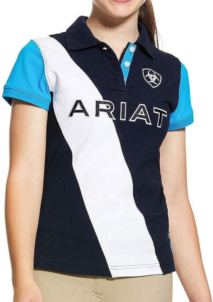ARIAT Taryn Girls Polo Shirt