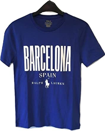 Polo Ralph Lauren 710766600001 - Camiseta para hombre: Amazon.es: Ropa y accesorios