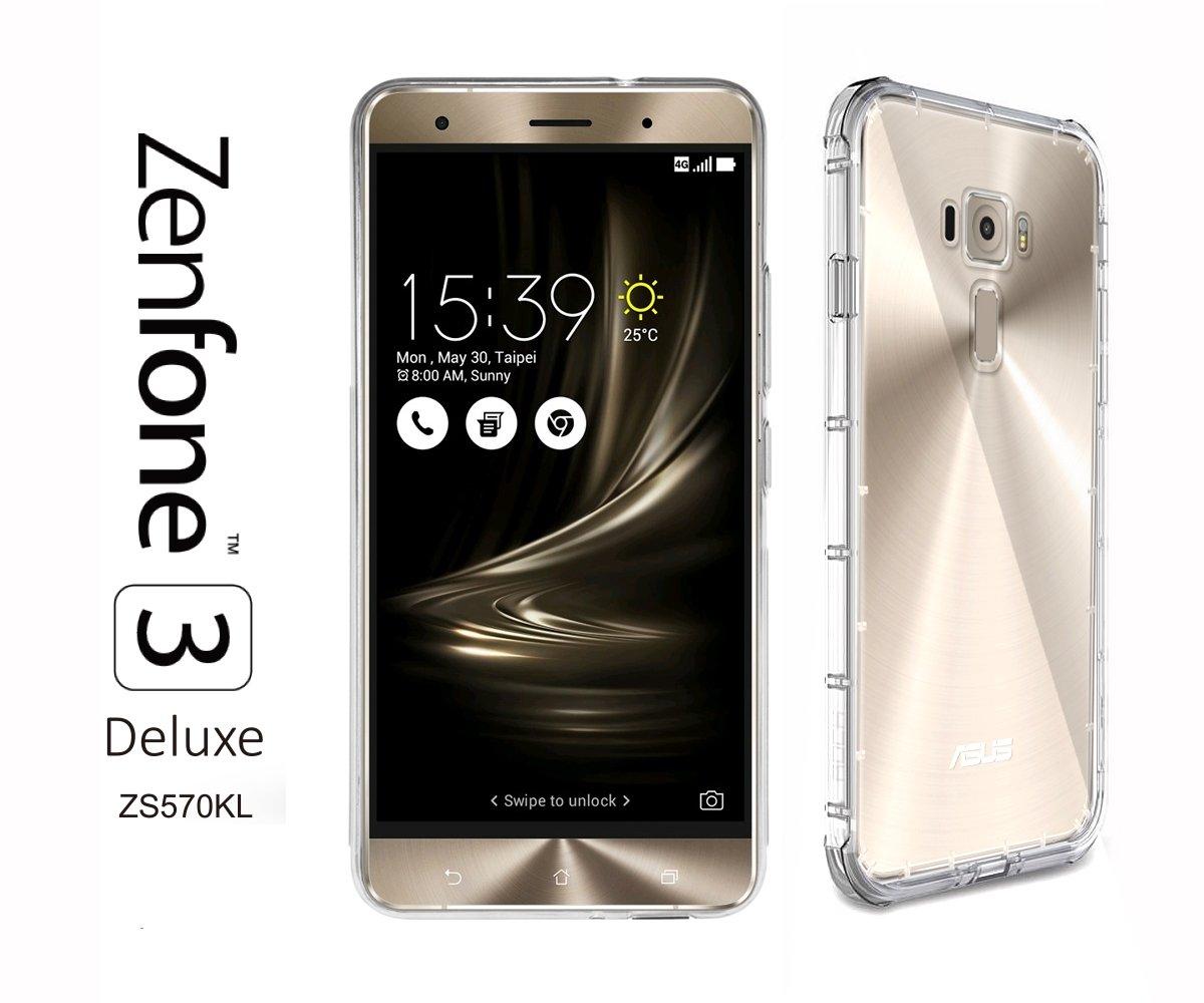 IBROZ ASUS Zenfone 3 Deluxe (zs570kl) - Carcasa Funda Premium ...