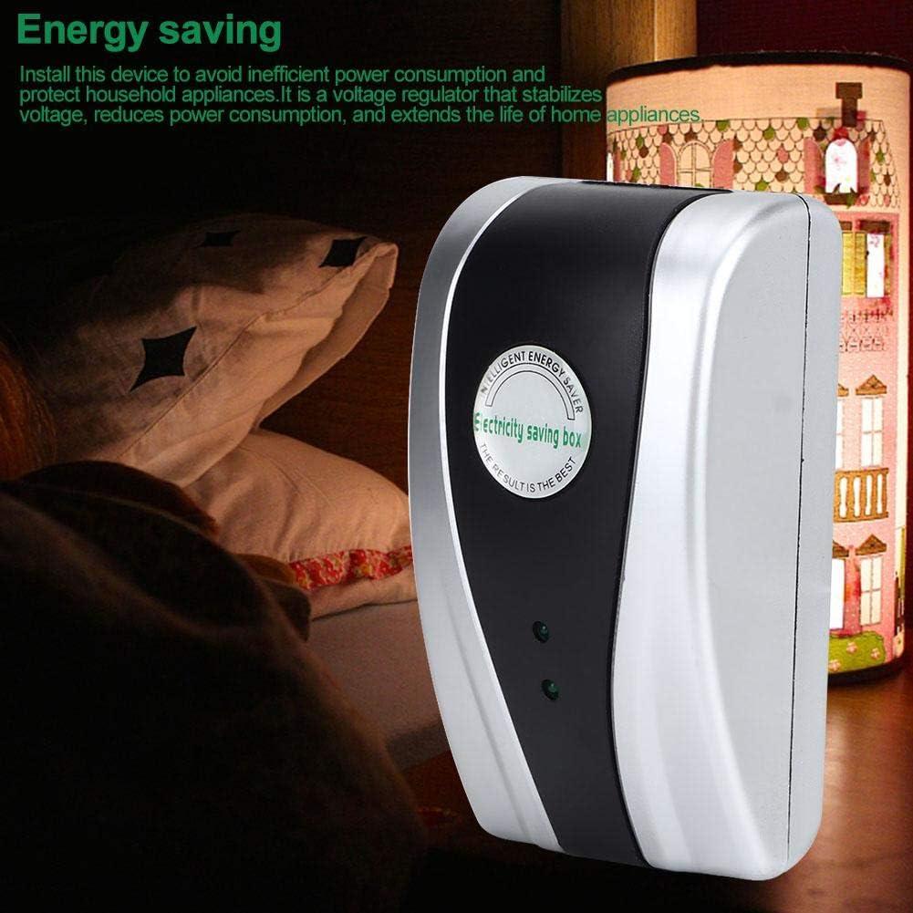 Bedler Smart Saver Energy Saver Intelligent LED Saving Box Home Electricit/é /Économie d/énergie Dispositif /Électricit/é-Saving Appliance Saver Box /économiser