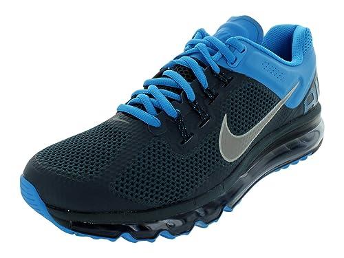 new product fa0b1 b385a Nike Air Max 2013+ Mens Running Shoes 554886-401 Armory Navy 13 M US   Amazon.ca  Shoes   Handbags