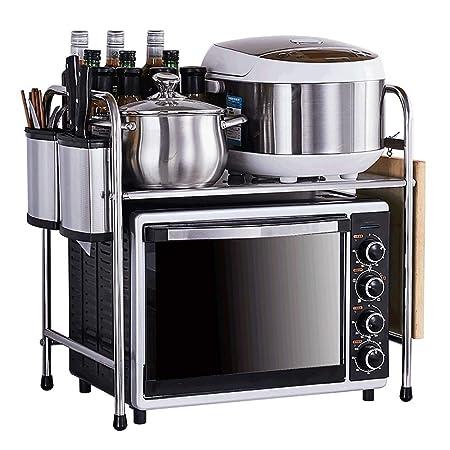 ZZHF yushizhiwujia Estantes de cocina / Parrilla de horno de ...