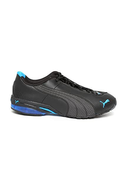 0f236cfedd3101 Puma Men s Black Synthetic Running Shoes ( PJRB11 ) - 11  Buy Online ...