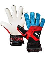 Puma One Grip 1 Hybrid Pro Goalkeeper Gloves, Unisex Adulto