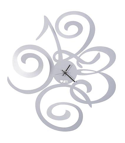 Orologio Da Parete Filomena Linea Love Design Arti E Mestieri Colore