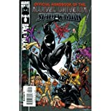 img - for The Official Handbook of the Marvel Universe: Spider-Man Back in Black (Marvel Comics) book / textbook / text book