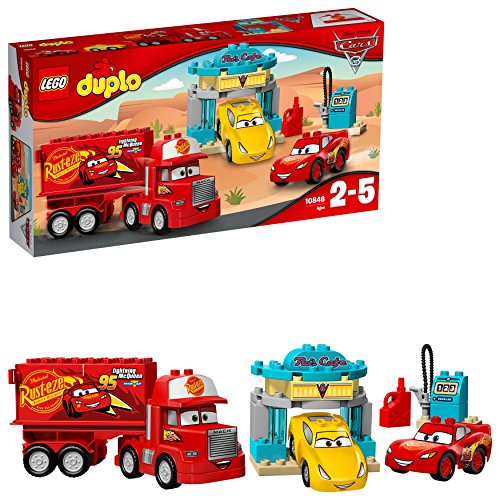 레고 (LEGO) 듀푸로 디즈니 카즈 플로우의 카페 10846
