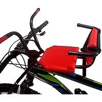 Cadeirinha De Transporte P/Bicicleta Até Aro 29 - Vermelha