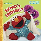 img - for Who's Hiding (Sesame Street) (Pictureback(R)) book / textbook / text book
