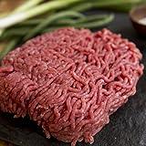10 (1lb) bags Organic, Grass-fed Ground beef - USDA certified organic, all natural, grass fed ground beef from american farmers