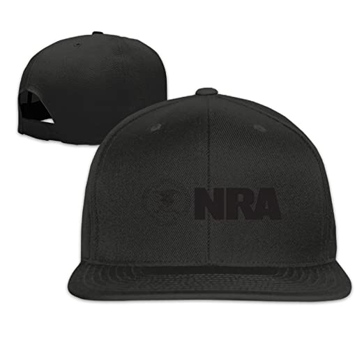 2dfdfa7d BDHESR NRA National Rifle Snapback Hats For Men Cool Hip-hop Flat Bill Hats  Fitted