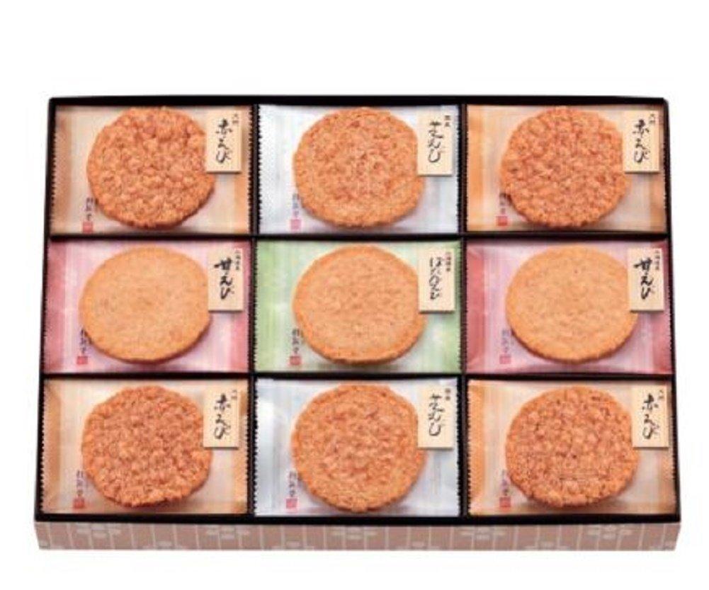 「名古屋名物」桂新堂 炙り焼き 詰め合わせ (33袋入り)