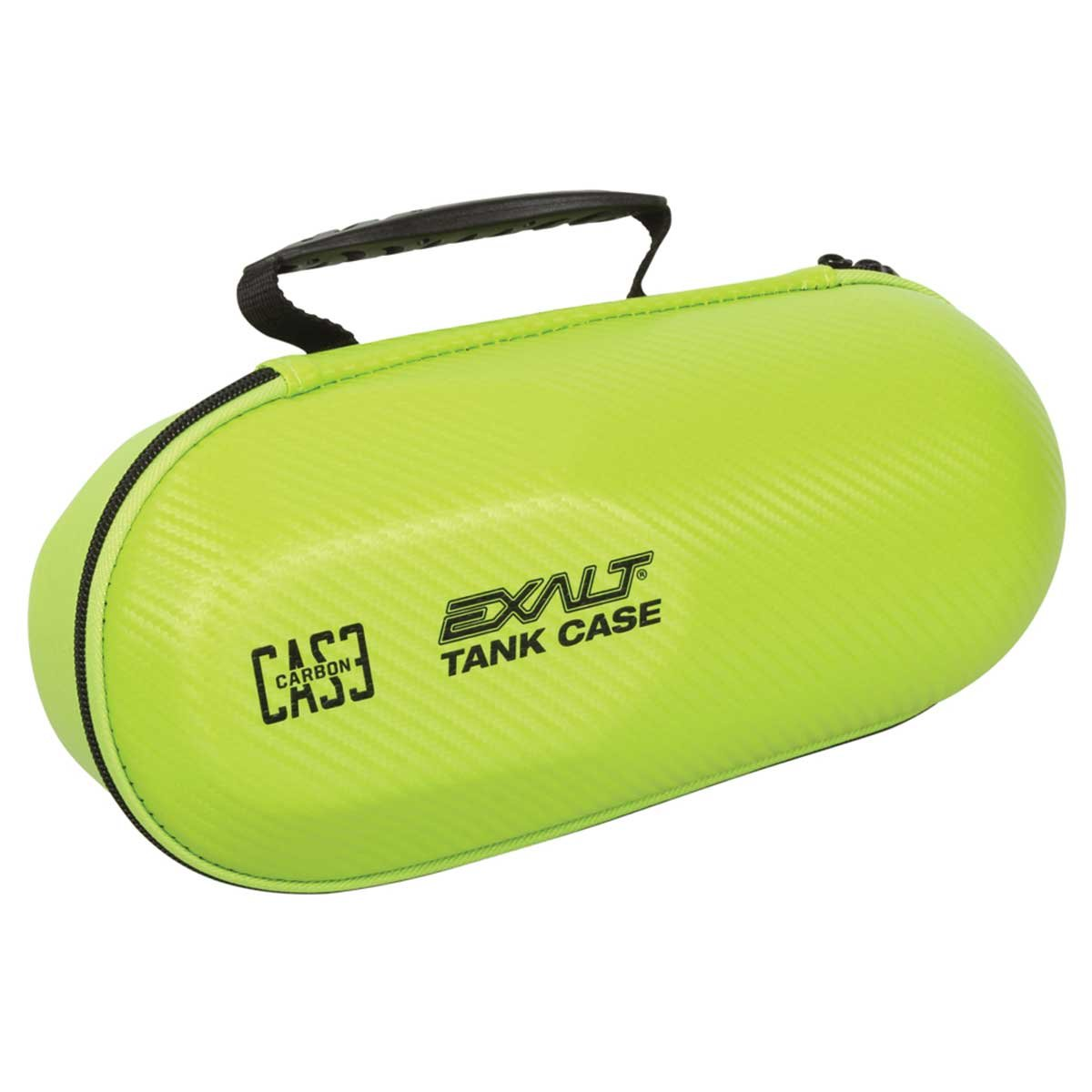 Exalt Paintball Carbon Series Tank Case - Lime