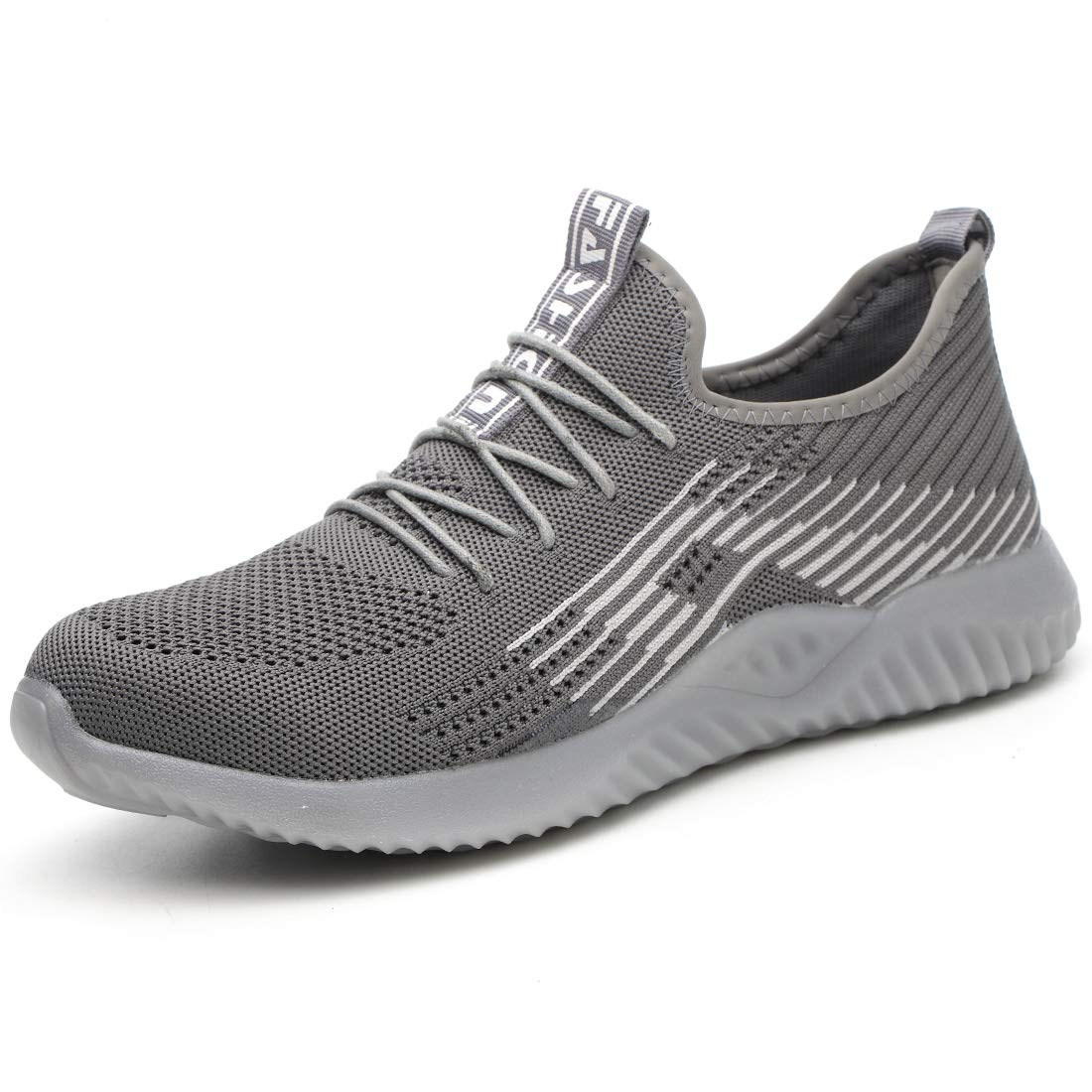 a07aeb8d6f871 BAOLESEM Steel Toe Work Shoes Women Men Summer Safety Sneakers Puncture  Proof Breathable Lightweight Industrial & Construction Shoes