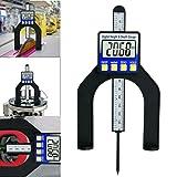 Digital Depth Gauge, 0-80mm Digital Height