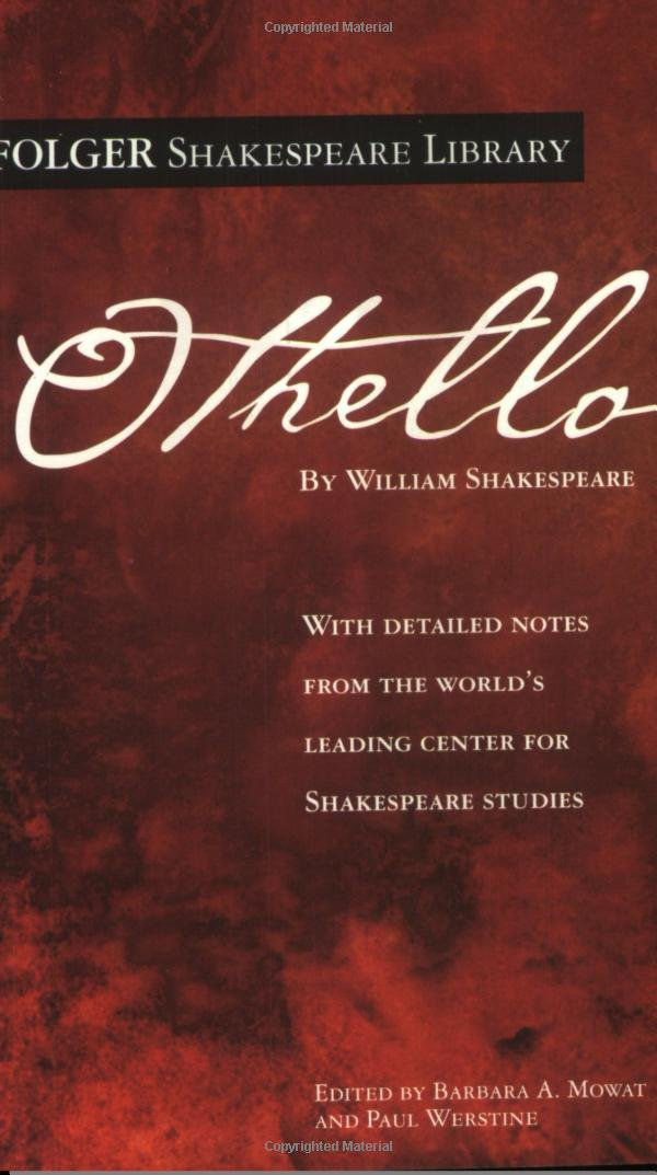 comparing the similarities and differences between othello and iago in william shakespeares othello Iago, with his devilish plans and othello,  on their differences shakespeare covers a  only some of the most important women in shakespeare's.