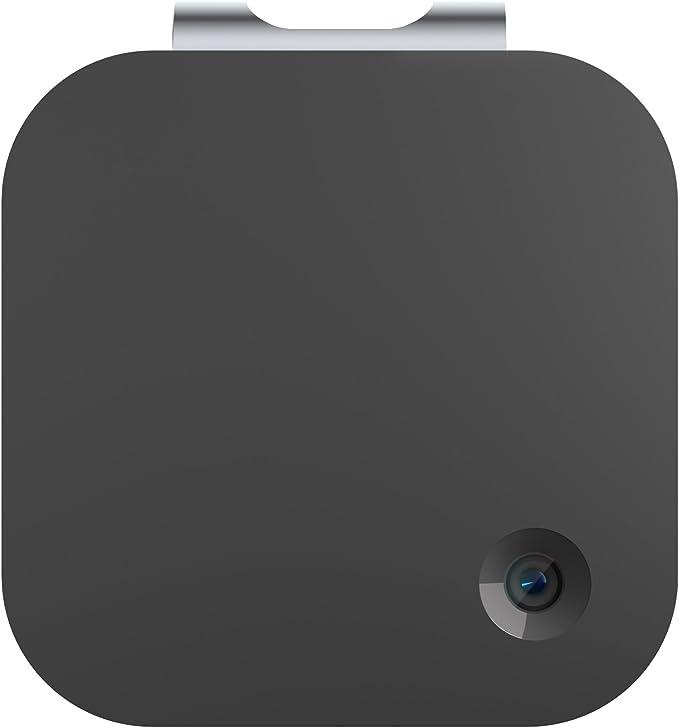1 Huien 1 PC Creativo Rotaci/ón de 360 Grados Insignia retr/áctil Clip de Carrete ID IC Nombre de la Tarjeta Titular de la Placa Regalos Divertidos Papeler/ía