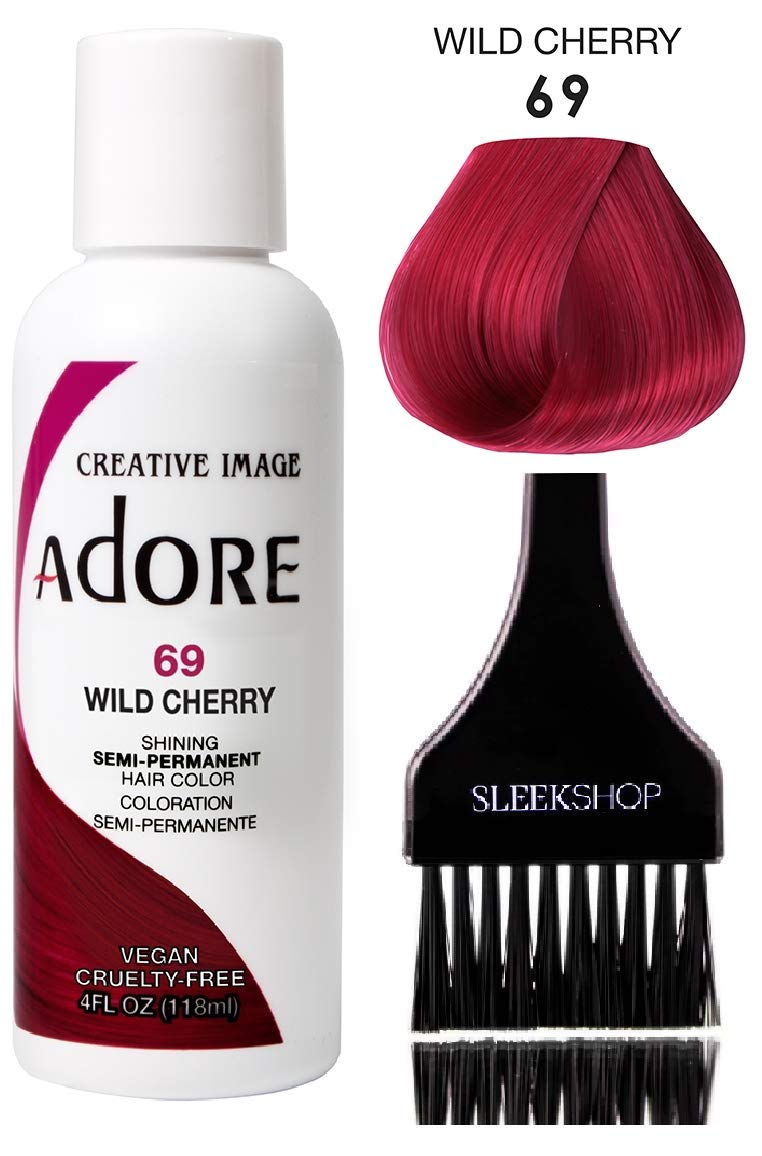 Amazoncom Adore Creative Image Shining Semi Permanent Hair Color