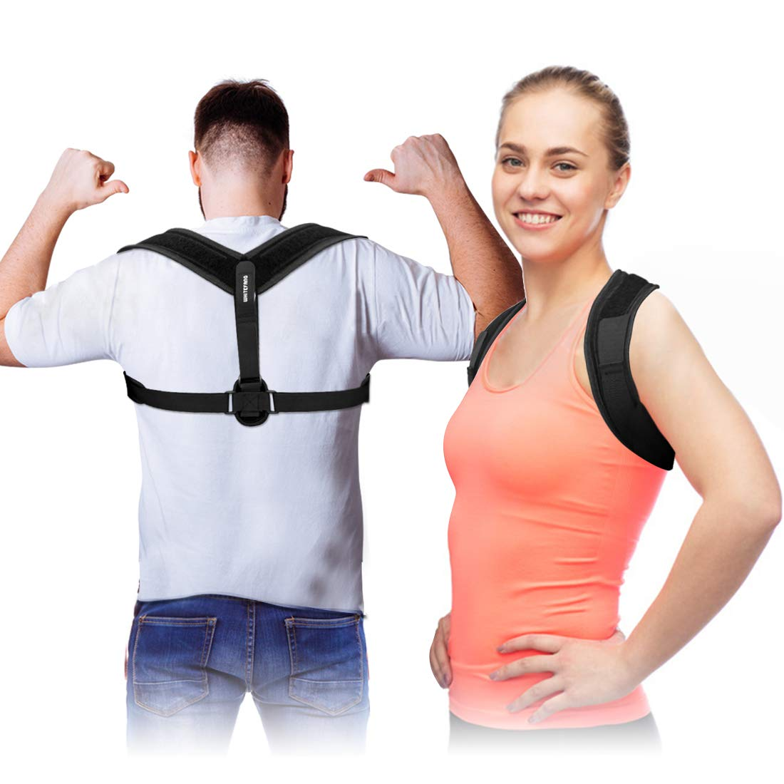 Great back support posture corrector