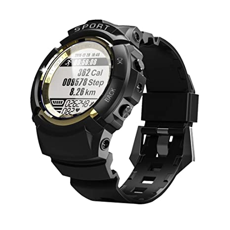 Amazon.com: WoCoo Sport Smartwatch for Men,Bluetooth ...