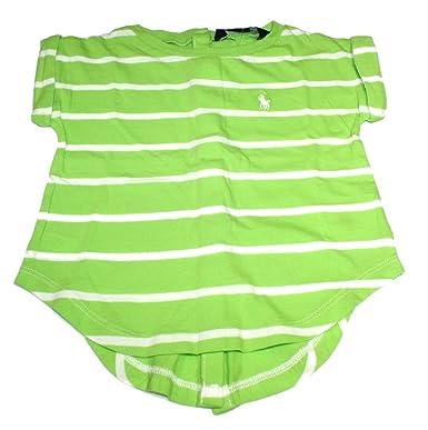 Polo Ralph Lauren - Camiseta de Tirantes - para niño Verde Verde 3 ...