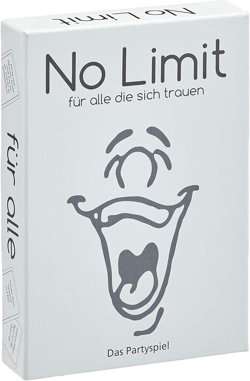 No limit für alle die sich trauen - Partyspiel - Trinkspiel - Gesellschaftsspiel - Saufspiel - Kartenspiel - ähnlich wie Tat - Sex Party