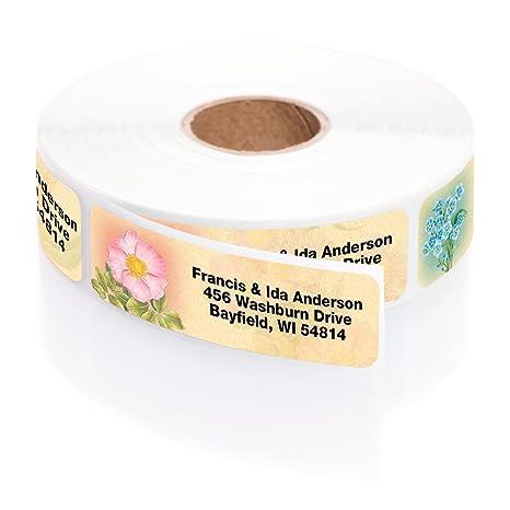 Amazon.com: Antique Floral – Funda Varios Enrollado ...