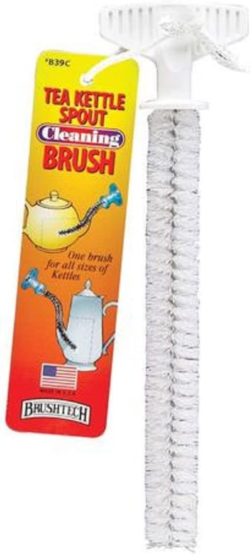 Brushtech Tea Kettle Spout Cleaning Brush