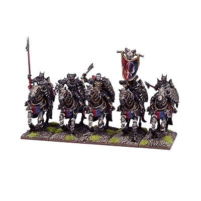 Kings of War Mantic Games Soul Reaver Cavalry Troop MGKWU101: Toys & Games