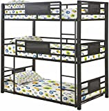 Coaster Home Furnishings 460394T Bunk Bed, Black
